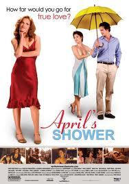 April's Shower dans Films lesbiens