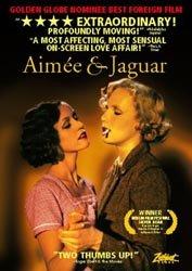 Aimée et jaguar dans Films Allemands poster